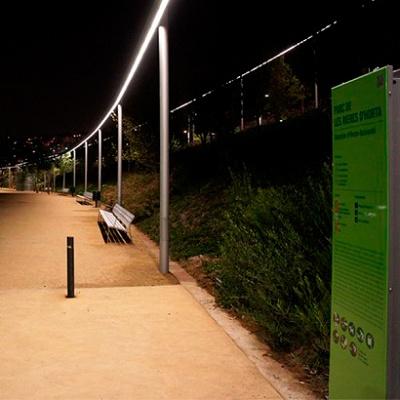 Foto de Sistema de iluminación lineal