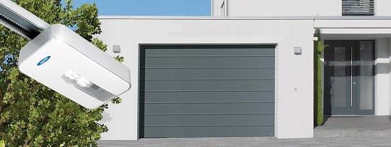 Foto de Sistemas de accionamiento para puertas de garaje