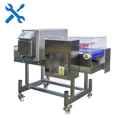 Foto de Calibración y verificación de detectores de metales
