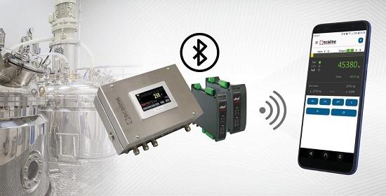 Foto de Amplificadores de célula de carga