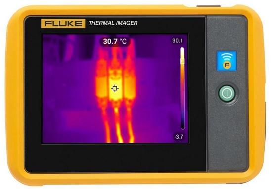 Foto de Cámaras termográficas de bolsillo