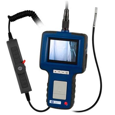Foto de Videoendoscopio con cabezal direccionable