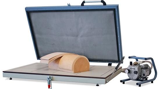 Foto de Prensa de membrana al vacío