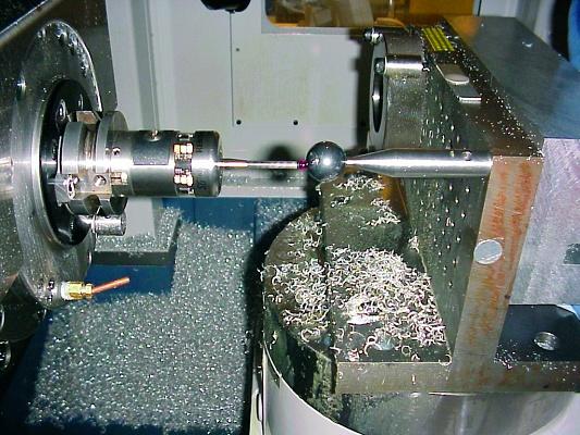 Foto de Sonda ultracompacta de detección