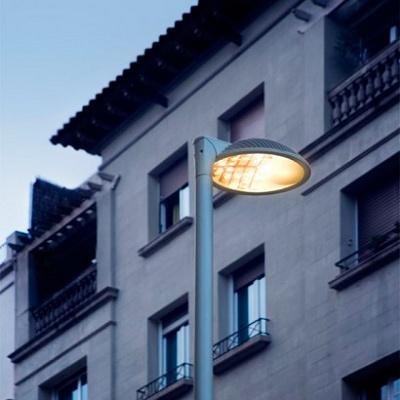Foto de Columna luminaria