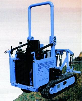 Foto de Tractor de oruga