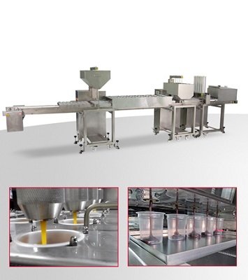 Foto de Línea de producción automática