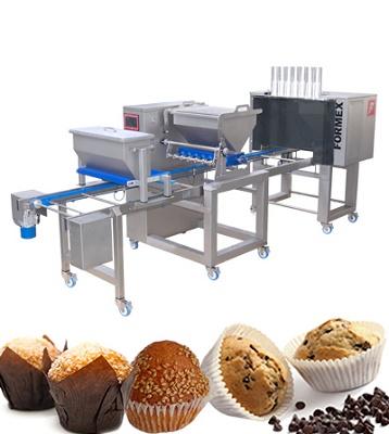 Foto de Línea de producción para muffins