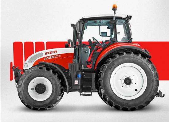 Foto de Tractores universales polivalentes