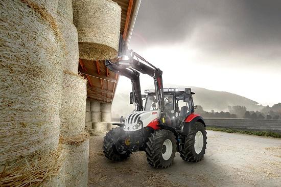 Foto de Tractores versátiles