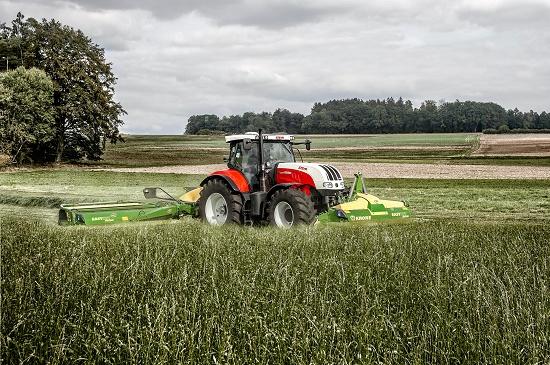 Foto de Tractores de 6 cilindros