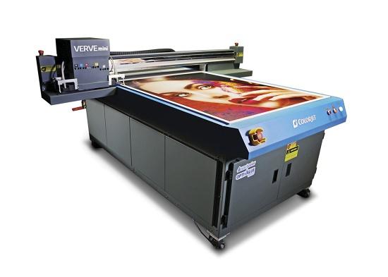 Foto de Impresora plana