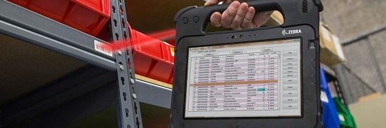 Foto de Tablet Android ultra resistente