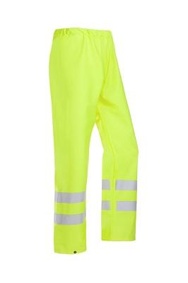 Foto de Pantalones impermeables de alta visibilidad