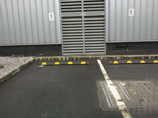 Foto de Topes de parking