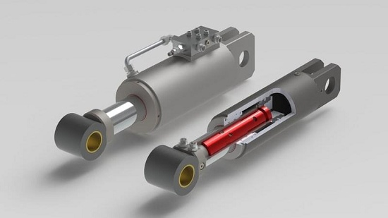 Foto de Multiplicadores de presión hidráulicos