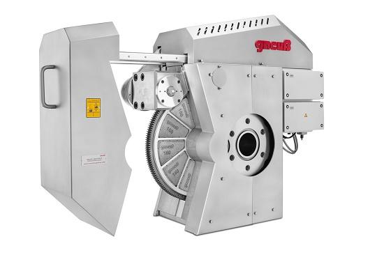Foto de Sistema de filtración rotativa