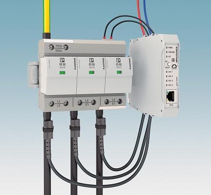 Foto de Sistema de monitorización inteligente para la instalación