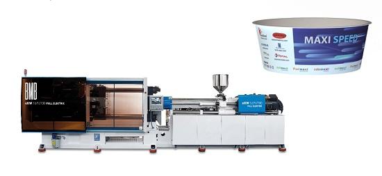 Foto de Inyectoras para la producción de envases de alimentos