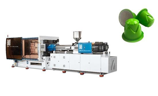 Foto de Inyectoras para la producción de cápsulas de café