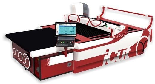 Foto de Sistemas de corte automáticos multicapa