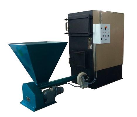 Foto de Calderas para instalación de calefacción por agua caliente