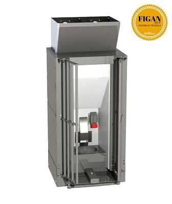 Foto de Sistema inteligente de alimentación de precisión