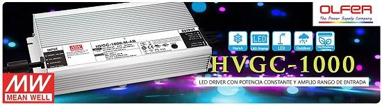 Foto de LED driver con potencia constante
