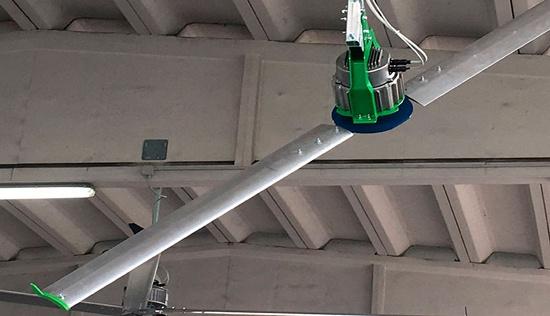 Foto de Ventiladores para techo puntuales