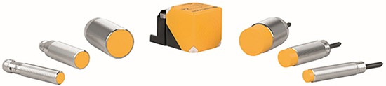 Foto de Sensores inductivos de seguridad
