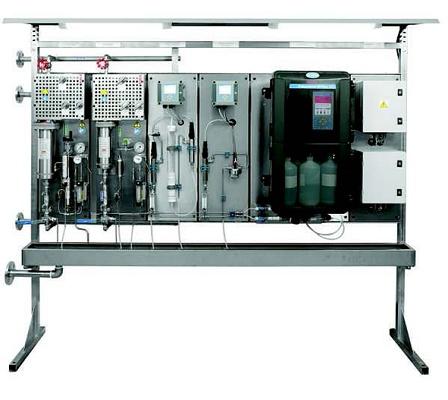 Foto de Sistemas de análisis de agua y vapor