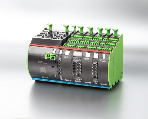 Foto de Sistema inteligente de distribución de corriente