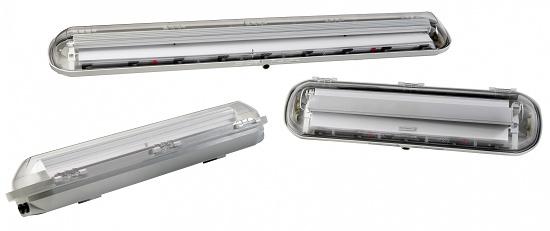 Foto de Luminarias lineales LED