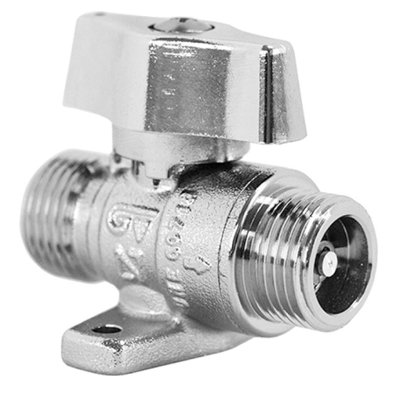 Foto de Válvula de gas con autobloqueo y limitador de caudal