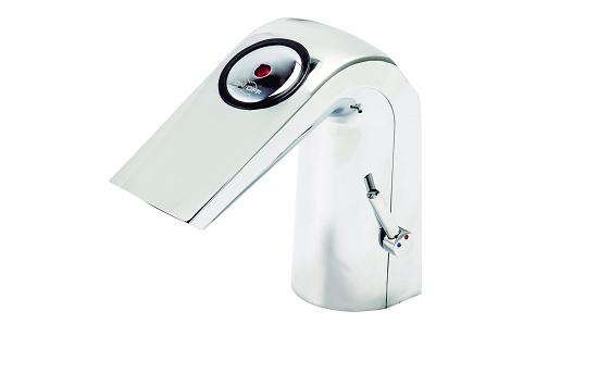 Foto de Grifo inteligente para lavabo