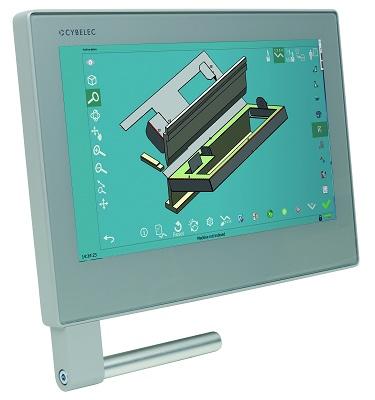 Foto de Control numérico 3D para plegadora