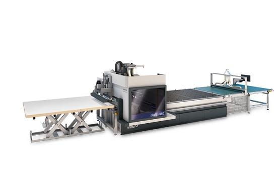 Foto de Centro de mecanizado CNC de 5 ejes