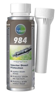 Foto de Protección directa para inyectores
