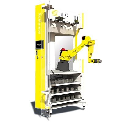 Foto de Robots de carga automática