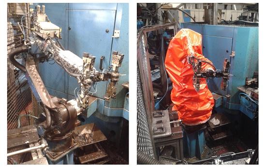 Foto de Fundas para robots