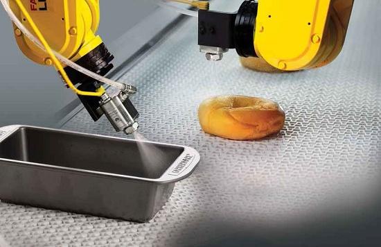 Foto de Sistemas de pulverización robotizados