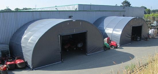 Foto de Túneles de almacenamiento para el sector industrial