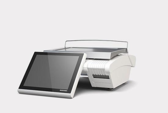 Foto de Balanza de sobremesa con tecnología PC