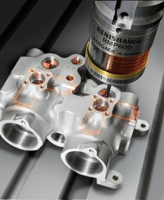 Foto de Sondas para máquina-herramienta de alta precisión