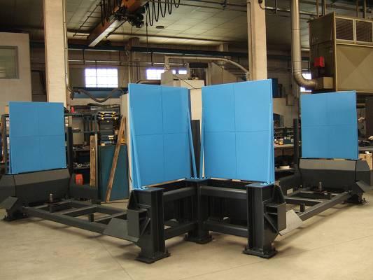 Foto de Construcción de maquinaria y caldereria
