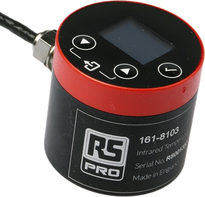 Foto de Sensor de temperatura de infrarrojos