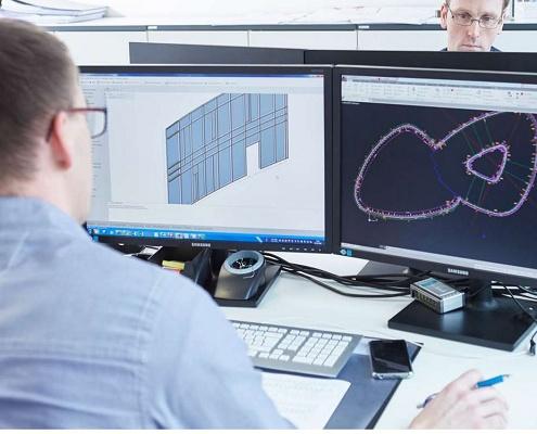 Foto de Software para fabricantes de ventanas, puertas y muros cortina