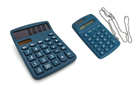 Foto de Calculadora detectable