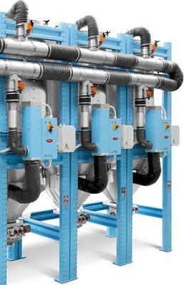 Foto de Sistema de distribución del aire