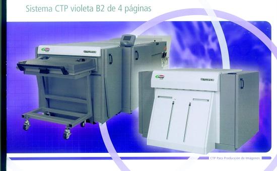 Foto de Sistema CtP